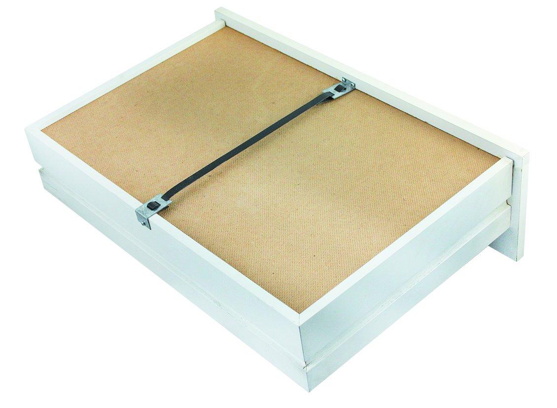 Fix-a-Drawer x 4 - Repairs sagging & broken drawers, fixes drooping drawer base Homemate®