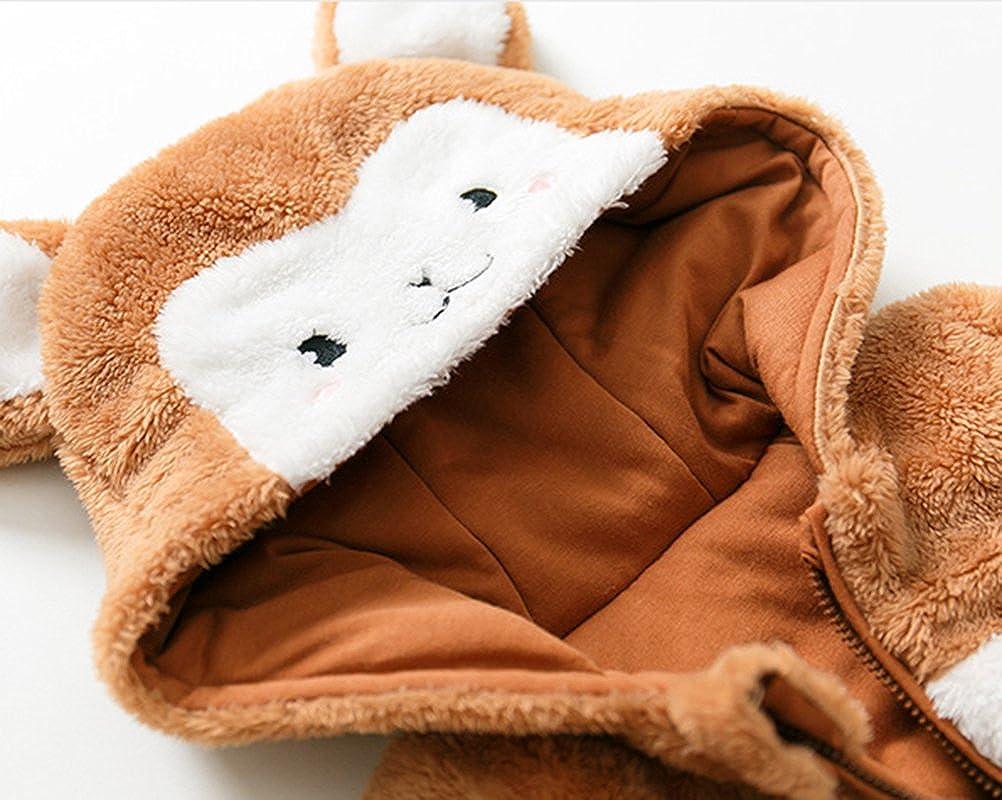 Muchachos Animal Bebé Unisex - Nacido Infantil Animales Buzos Manga Larga  Monos Para Chicas Chicos a202226242e