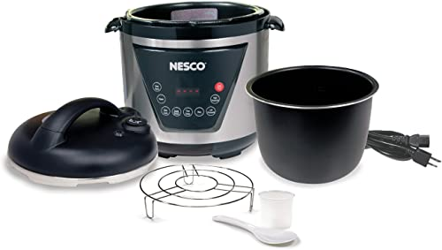 NESCO PC6-13, Pressure Cooker