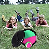 Cideros Throw Catch Bat Ball Set Garden Games for Kid Child Adults Great Family Outdoor Beach Pool Toy