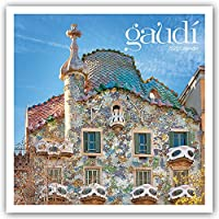 Gaudí - Antoni Gaudí 2022: Original Carousel-Kalender [Kalender]