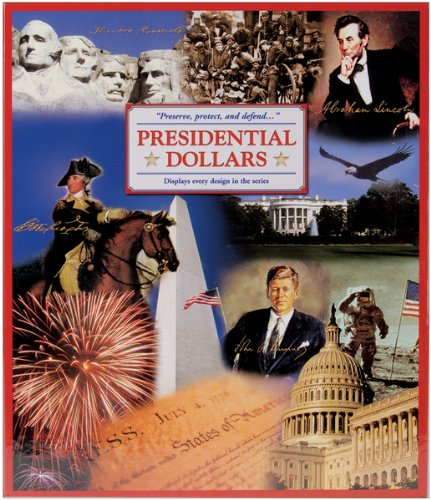 Littleton Presidential Dollar Deluxe Presentation Folder – 2007-2016