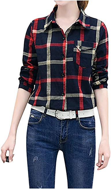 SHOWNO Mens Checked Loose Pockets Hooded Plus Size Long Sleeve Button Up Dress Work Shirt