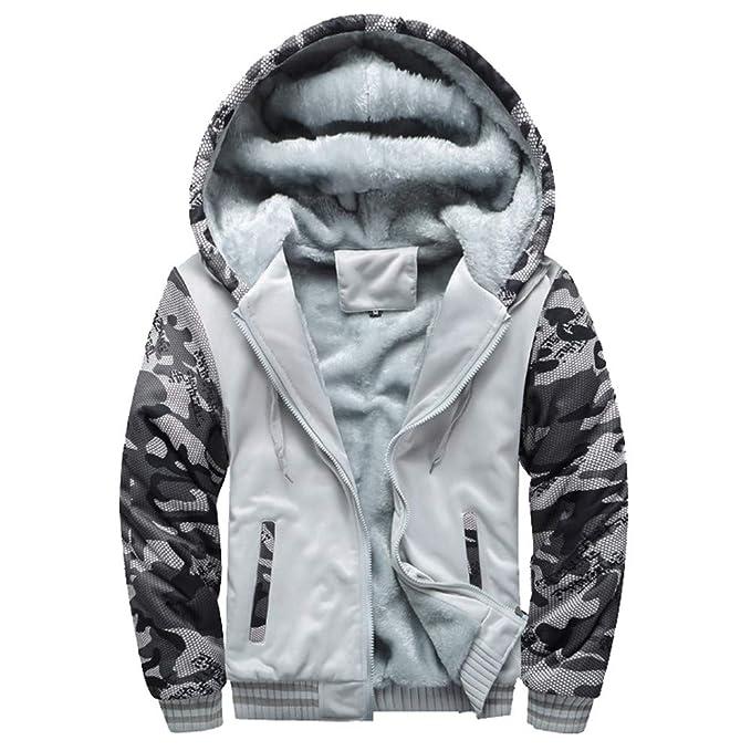 a few days away details for price reduced HUIHUI Winterjacke Herren Nike Originals Mantel Herbst ...