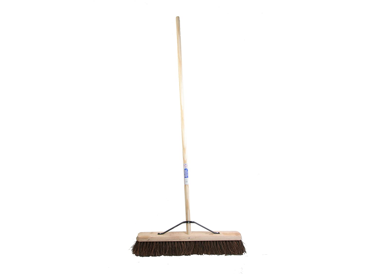 Faithfull Stiff Bassine Broom 18in + Handle & Stay PA25518H