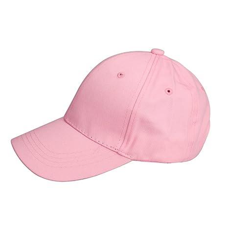 3cd84904daac ITODA Chapeau de Baseball en Coton Casquette Plate Soleil Protection  Solaire Caps Hip-hop Sun
