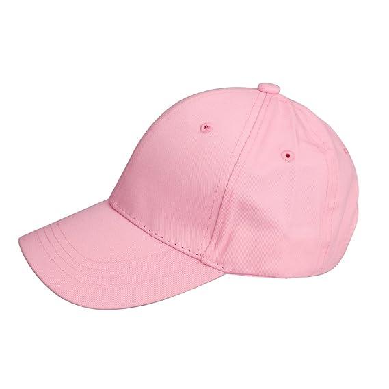 Kinder Mädchen Sonnenschutz Sonnenhut Basecap Hüte Mütze Cap Kappe Outdoor