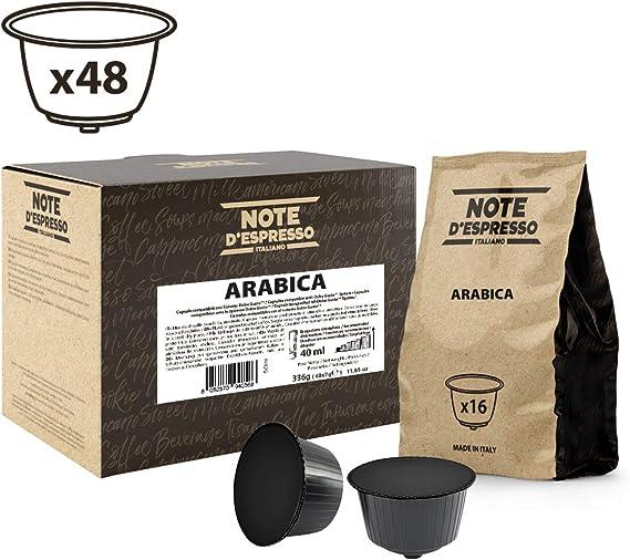 Note DEspresso - Cápsulas de café arábica Exclusivamente ...