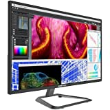 SCEPTRE 27 Inch IPS Ultra 4K LED Monitor U278W-4000R, UHD 3840x2160, HDMI 2.0 DVI DisplayPort Speakers, Metallic Black (2017)