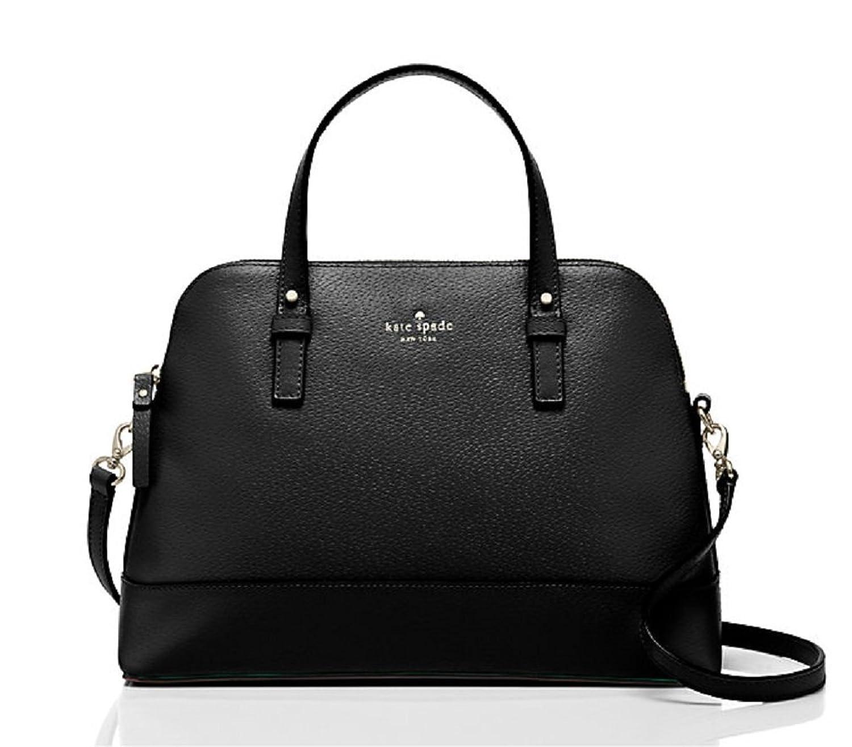 Kate Spade New York grand street small rachelle bag - Black