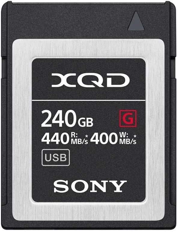 Sony Professional XQD G series 120GB Memory Card QD-G120F//J