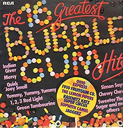 The 16 Greatest Bubble Gum Hits [Vinyl Single 12'']: Amazon