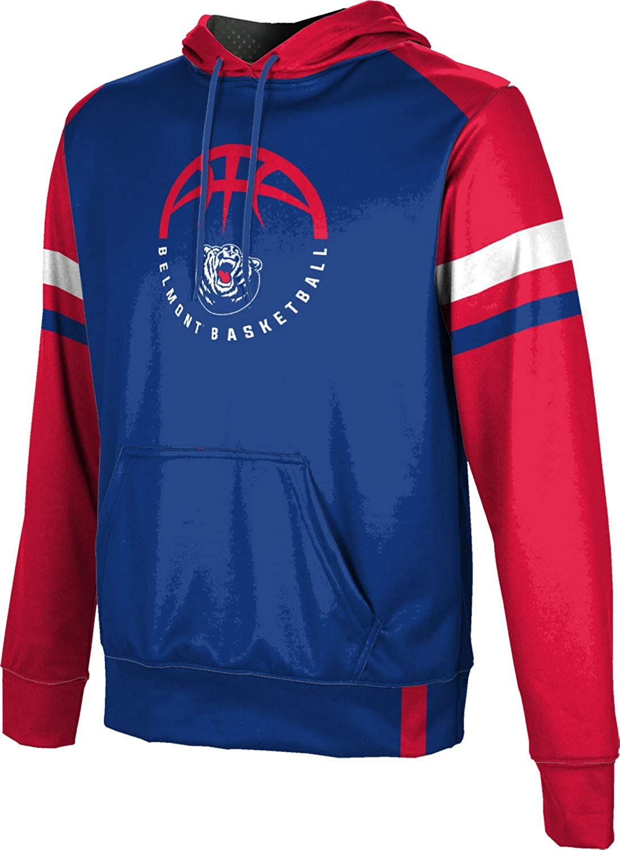 ProSphere Belmont University Basketball Boys Pullover Hoodie Old School