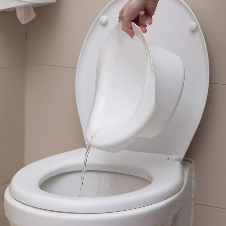 anatomique pot bebe antid/érapant petit pot toilette b/éb/é gros pot pour enfants wc enfant avec bol amovible petit pot b/éb/é violet BABYLON Giant pot bebe toilette avec un couvercle
