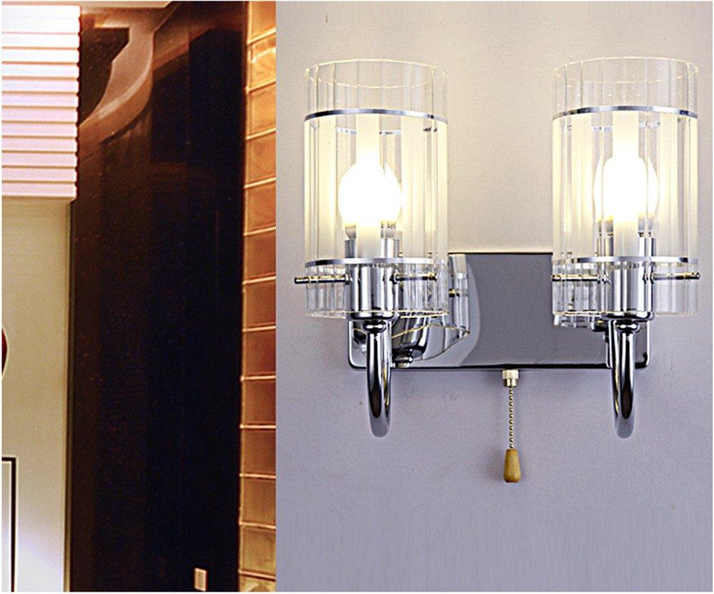 Avviou applique led su e per gi� per e lampade da muro