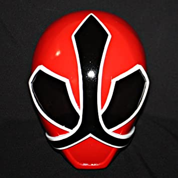 Halloween Costume Power Ranger Helmet Mask Samurai Sentai Shinkenger