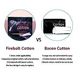 Vapefly Firebolt Cotton Material 100% Organic