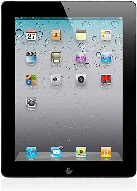 Amazon.com: Apple iPad 2 MC769LL/A 9.7 Pulgadas 16GB (Negro ...
