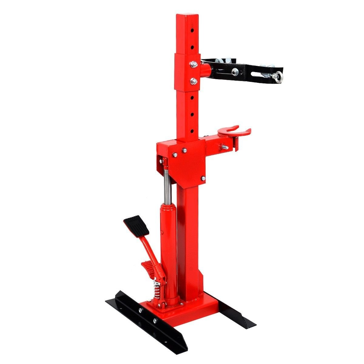 Globe House Products GHP 2200-Lbs Compressing Force Capacity Strut Coil Spring Compressor Hydraulic Tool by Globe House Products (Image #1)