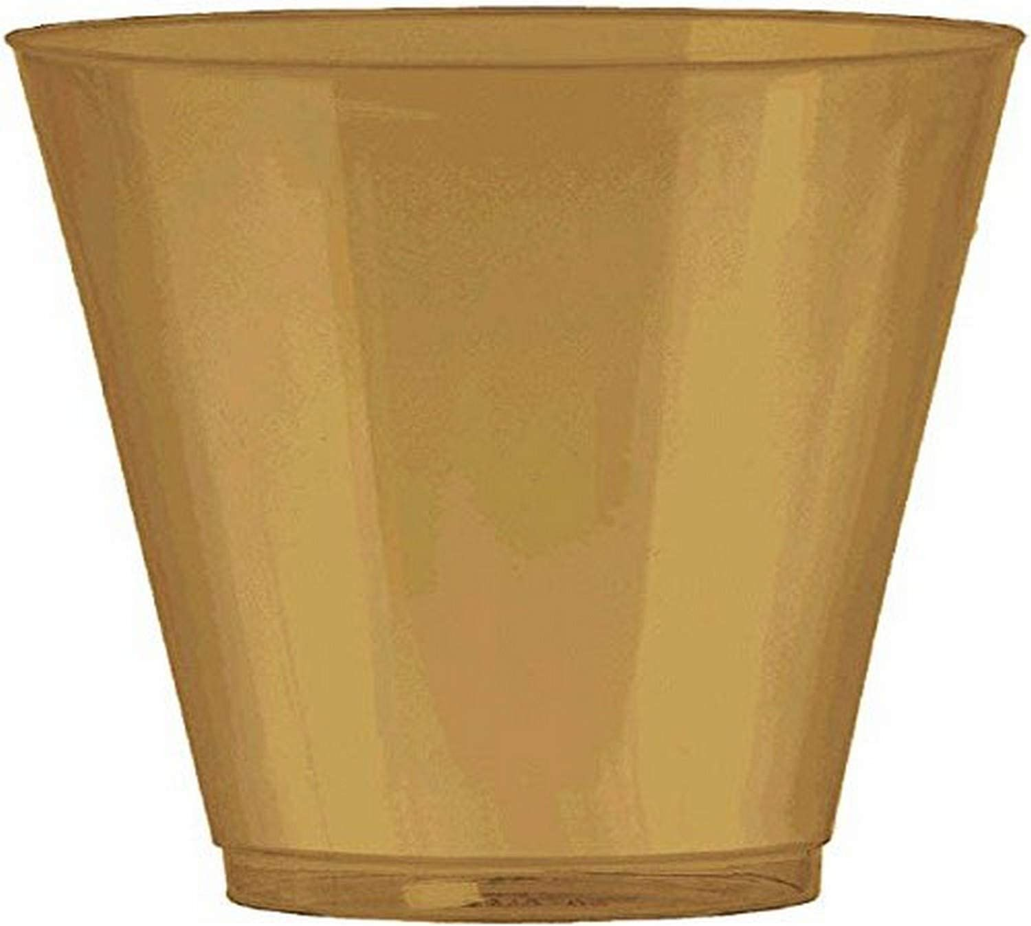 Amscan Red Plastic Cups 10 Ounce. Big Party Pack 72 Per Pack