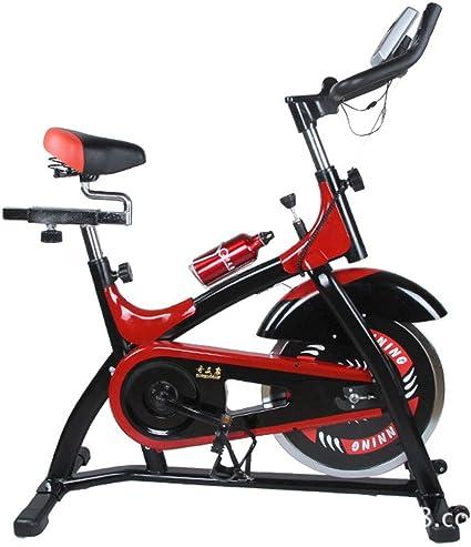BF-DCGUN Ciclismo en Interiores Bicicleta para Ejercicios Spin ...