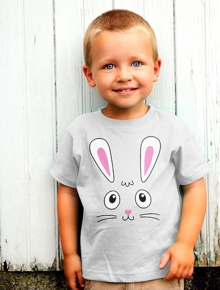 Shirtgeil Idea Regalo di Pasqua tenero Coniglietto Pasquale Maglietta per Bambini