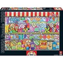 Candy Shop - Educa 1000 Piece Puzzle by Educa