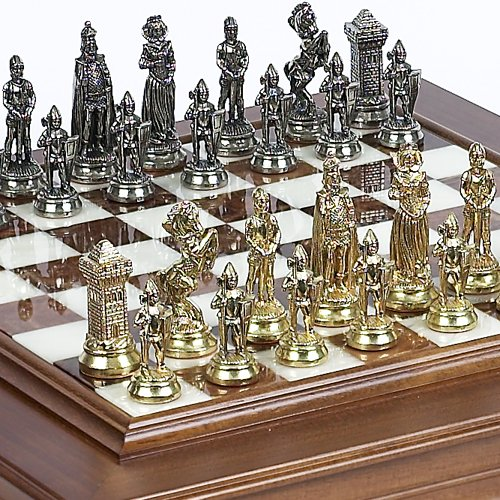 大特価 Bello Games Collezioni B004DZAMU6 – Bello Vittoriano Chessmen & Alabastroチェスボード Collezioni/キャビネットイタリアから B004DZAMU6, 鶴岡商事株式会社:2c6e4508 --- hohpartnership-com.access.secure-ssl-servers.biz