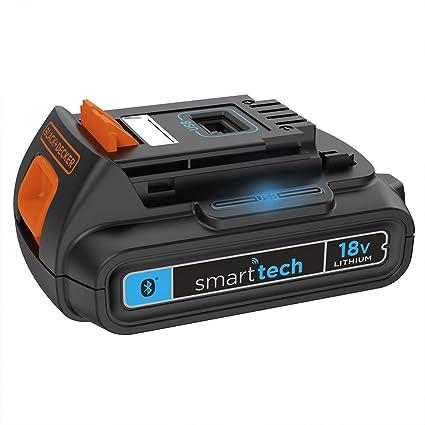 Black+Decker BL1518ST-XJ Batería de litio (18V 1.5 Ah), 27 W, 18 V