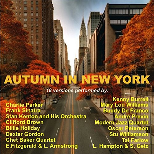 Autumn in New York (feat. Kenn...