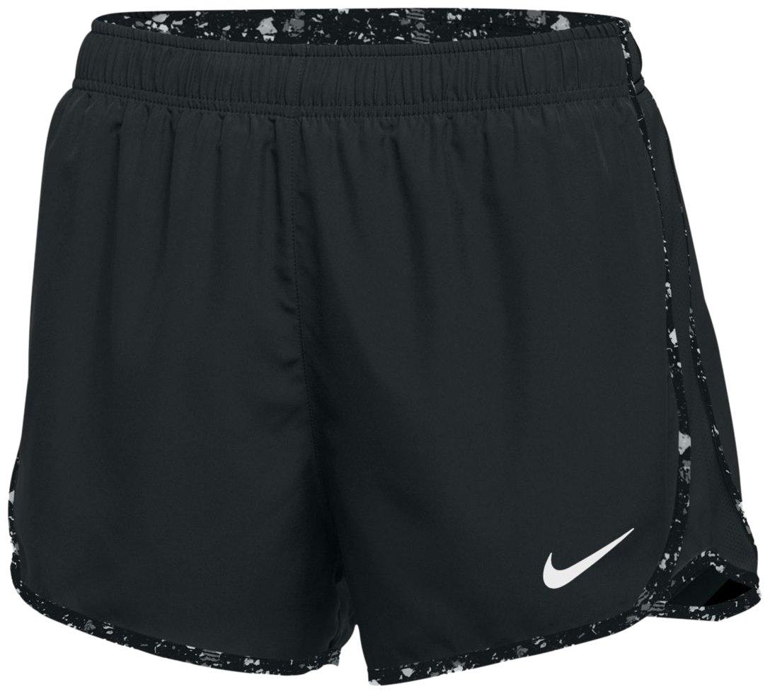 Nike Womens Dry Tempo Short - Black/Black - XS by Nike (Image #1)