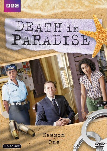 Death in Paradise: Season 1 - Box Spring Paradise