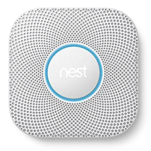 Nest Protect 2nd Generation Smoke + CO Alarm (Battery)