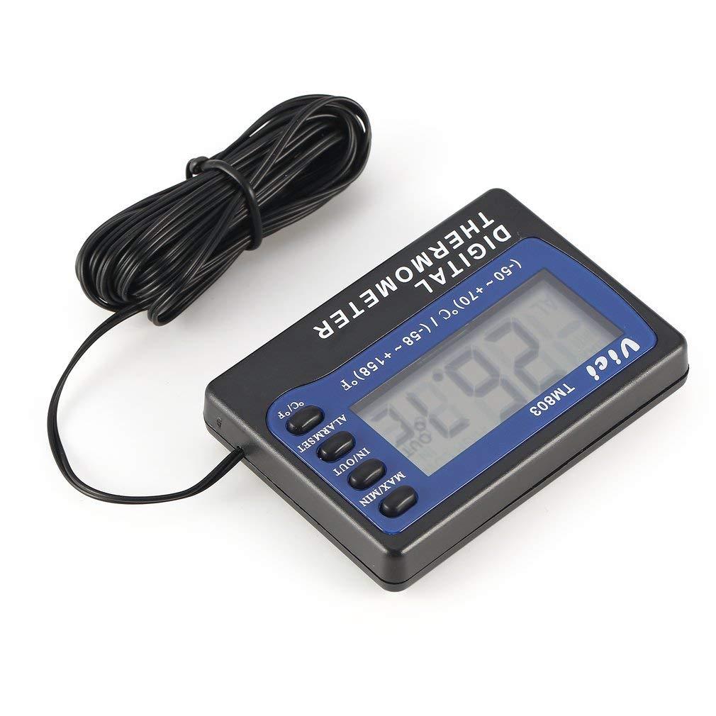 TM803 Pantalla LCD Digital Termómetro Refrigerador Congelador ...