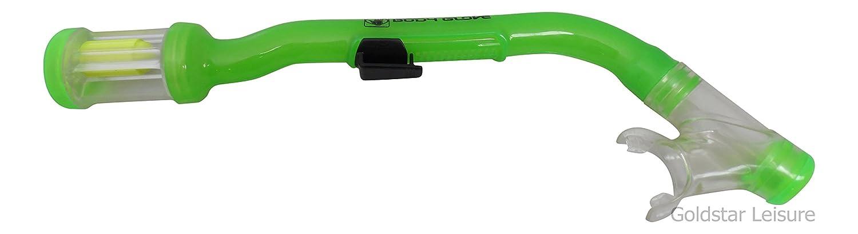 Green Body Glove Kids Junior Scope Snorkel