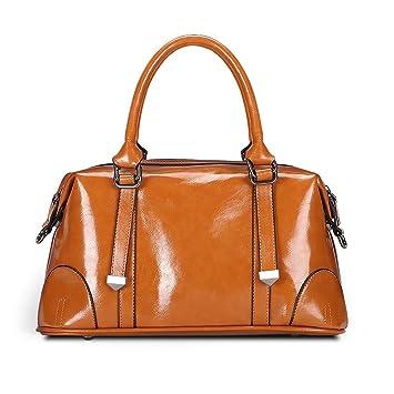 d7acdd452c8e6b Beaut Taschen Damentaschen Handtaschen Luxus Marken große Kapazität echtes  Rindsleder Leder Frauen Handtasche Shopper Einkaufstasche Braun