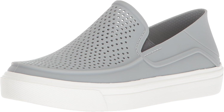Crocs Unisex-Child Kids' Citilane Sneakers on 1 year warranty Slip Max 43% OFF Roka