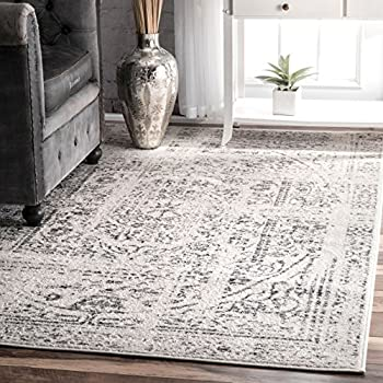 NuLOOM Aaliyah Abstract Area Rug, 5u0027 X 8u0027, ...