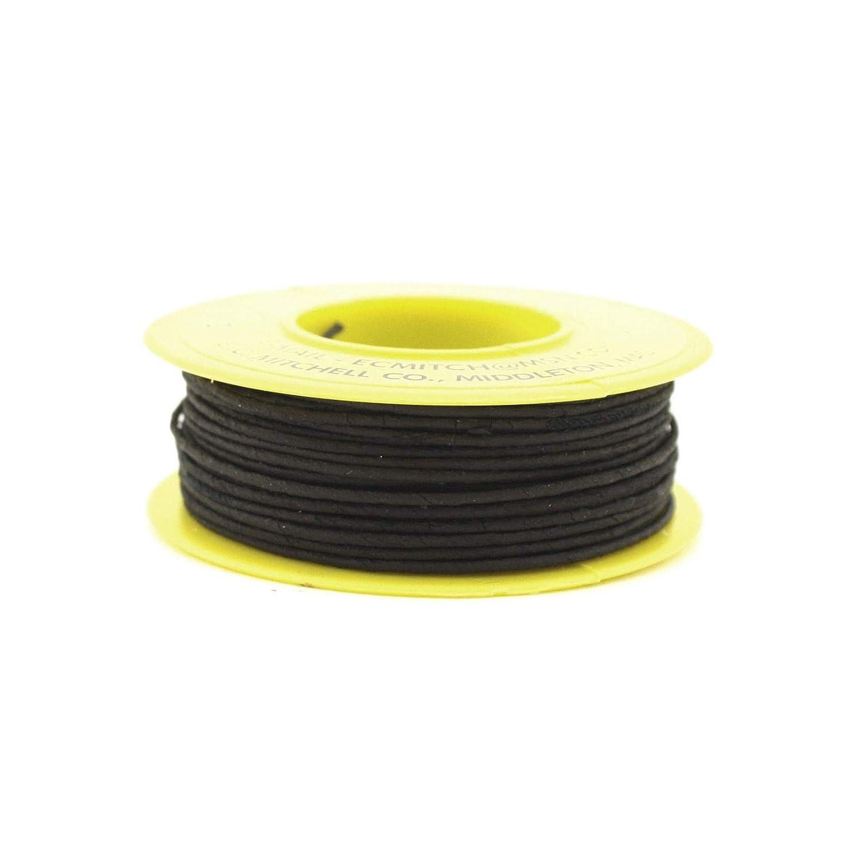 Mitchell Abrasives 49-C Round Crocus Polishing Cord .082 Diameter x 25 Feet