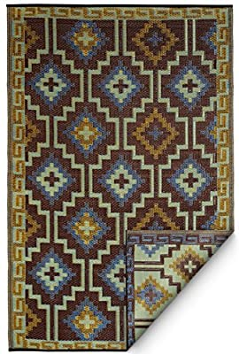 Fab Habitat Lhasa Indoor/Outdoor Rug,