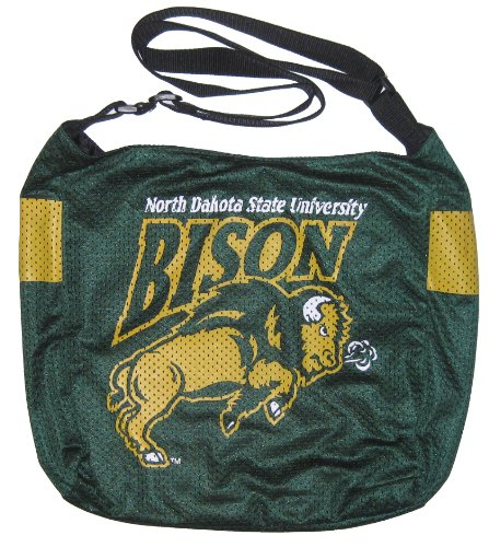 North Dakota State University Bison NCAA Veteran Jersey Tote Purse ()