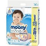 【Amazon.co.jp】ムーニー テープ M(6~11kg) エアフィット 78枚