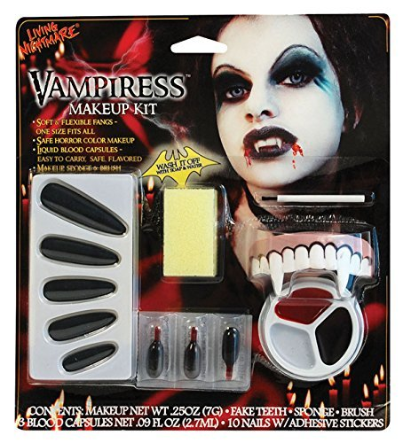 Vampiress Make Up Kit (Vampiress Makeup)
