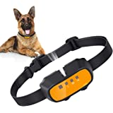 Queenmew Dog Bark Collar, Citronella Spray Anti Barking Cat Collar for 8-Month Validity Period Adjustable Collars for…