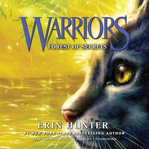 Warriors #3: Forest of Secrets  (Warriors: The Prophecies Begin, Book 3)