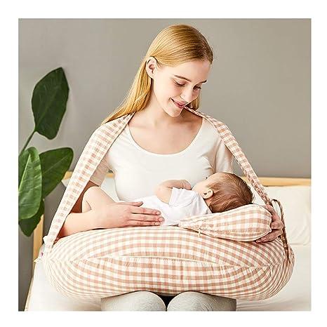Cojines de lactancia Almohadas de lactancia de fibra de ...