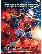 Transformers Legacy: The Art of Transformers Packaging