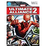 Marvel Ultimate Alliance 2 - Wii Standard Edition