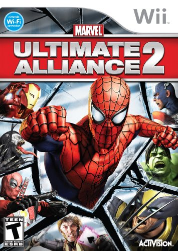 marvel ultimate alliance wii - 3
