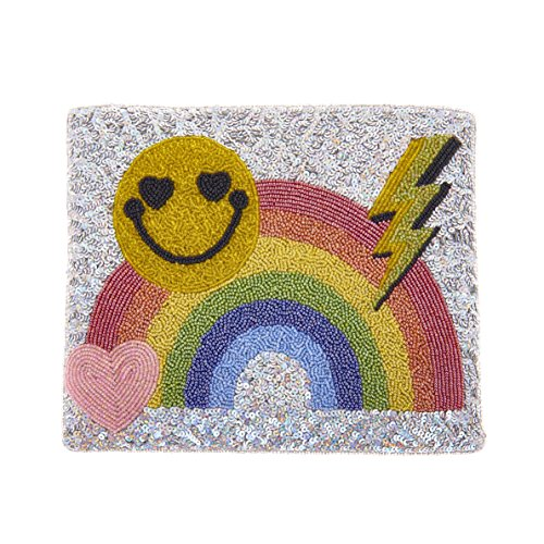 From St Xavier Emoji Beaded...